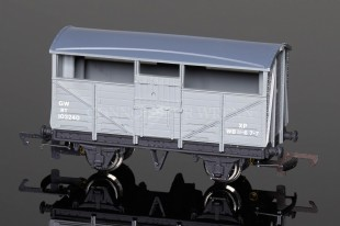 Wrenn G.W 8 TON GREY CATTLE WAGON NO. 103240 Rolling Stock W4630/A
