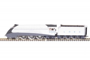 "Hornby ""SILVER JUBILEES"" A4 Pacific Silver Link 2509 Limited Edition R3306"
