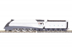 "Hornby ""SILVER JUBILEES"" A4 Pacific Silver King 2511 Limited Edition R3308"