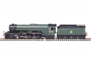 "Hornby BR Green Early Crest A3 Pacific ""Minoru"" 60062 model R3312"