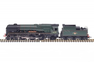 "Hornby Model Railways ""Westward Ho"" West Country Class SUPER DETAIL No. R2609"