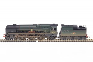 "Hornby Model Railways ""Plymouth"" West Country Class SUPER DETAIL R2584"