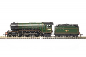 Bachmann BR Green Stepped Tender V2 no. 60865 Model 31-563