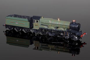 "Wrenn RARE P4 Great Western 4-6-0 Castle Class ""Devizes Castle"" W2222"