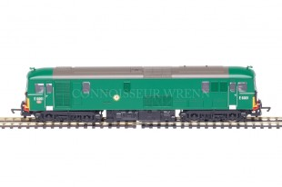 Hornby Railways BR GREEN Class 73 NO. E6001 DCC READY R2656
