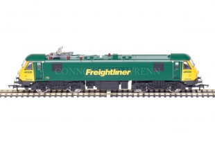 "Hornby Railways FREIGHTLINER Class 92 ""WAGNER"" No. 90046 R3077"