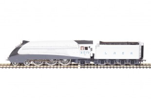 "Hornby ""SILVER JUBILEES"" A4 Pacific Quicksilver Limited 2510 Edition R3307"