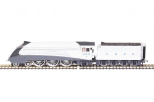 """Hornby """"SILVER JUBILEES"""" A4 Pacific Silver King 2511 Limited Edition R3308"""