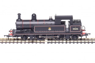 Bachmann Branchline Digital L&YR 2-4-2 Tank 50636 model 31-166