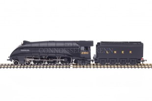 "Bachmann A4 Pacific 2510 ""Quick Silver"" LNER Black model 31-962"