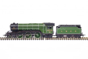 Bachmann Ltd Edition Presentation Box - LNER V2 4771 GREEN ARROW 31-550A