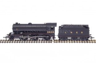 Bachmann K3 LNER 2934 Black Standard Tender model 32-275