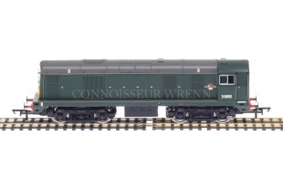 Hornby DCC BR Green Late Crest BO BO Diesel Electric D8053 Class 20 R2762