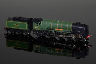 "Wrenn ""EDDYSTONE"" BR Green 4-6-2 Rebuilt Bulleid Pacific M/N Locomotive W2239"