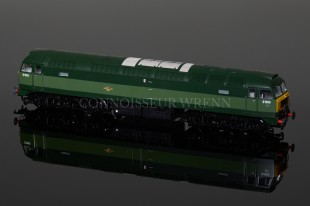 Bachmann Class 47 Diesel D1500 BR Two Tone Green Locomotive 32-800