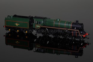 Bachmann BR Green Early Crest 4-6-0 Class 5MT no.73014 model 32-504