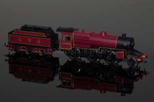 Bachmann LMS Crimson 2-6-0 Crab 13098 without Coal Rail model 32-175