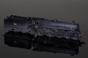 Bachmann WEATHERED BR Black Standard 4-6-0 Class 5MT no.73069 model 32-505