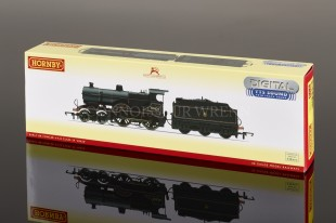 Hornby Railways BR Fowler 4-4-0 Class 2P locomotive 40626 model R3460TTS