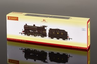 Hornby Railways LMS Fowler 0-6-0 Class 4F locomotive 4323 model R3313
