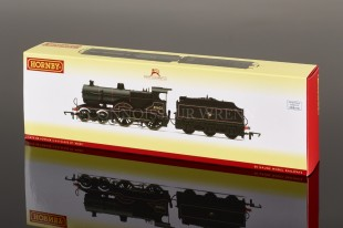 Hornby Railways BR Fowler 4-4-0 Class 2P locomotive 40626 model R3315