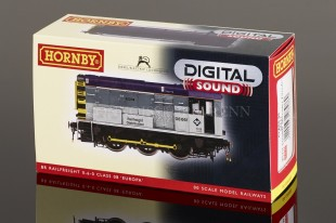 Hornby Class 08 RAILFREIGHT EUROPA 08661 Shunter model R3036XS