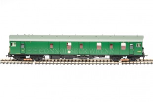 Bachmann Motor Luggage Van SR Multiple Unit Green 21PIN DCC 31-265