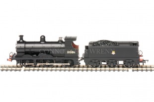 Bachmann BR Black (SECR ) Early Emblem 31086 C Class 21PIN DCC READY 31-462