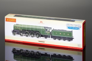 "Hornby DCC L.N.E.R 2-8-2 Class P2 ""Cock O the North 2001"" R3246tts"