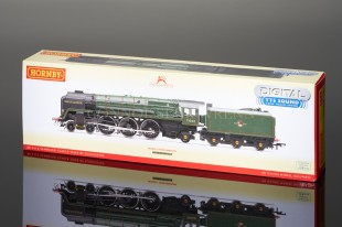 "Hornby BR (Late Emblem) Class 8P ""Duke of Gloucester model R3244tts"