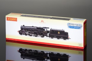 Hornby Railways BR Black Early Emblem Standard Class 5 model R3358tts