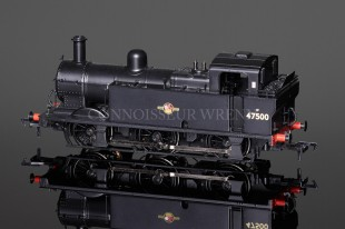 Bachmann Class 3F Jinty BR Black Late Crest ref: 32-232
