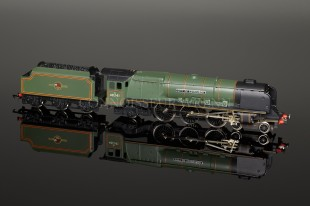"Wrenn W2228/A""City of Edinburgh 46241"" Duchess Class 8P 4-6-2 BR Green Locomotive"