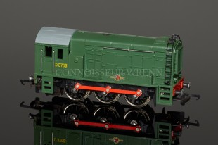 Wrenn BR Green 0-6-0DS Class 08 NON POWERED Loco W2231NP