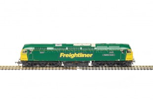 "Bachmann Branchline ""FREIGHTLINER"" Class 57/0 DIESEL no. 57010 model 32-750DC"