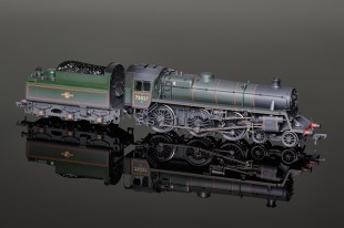 Bachmann Standard Class 4MT 75027 BR2 Weathered version 31-115