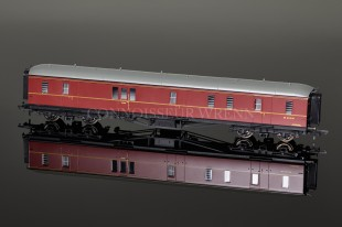 Hornby Model Railways BR Maroon Passenger Brake W322W ref. R4409