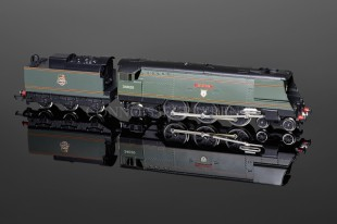 "Wrenn ""SEATON"" BR Green 4-6-2 LTD EDITION Streamlined Bulleid W2412"
