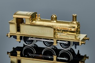 Wrenn Non Powered 24ct Gold plated Jubilee R1 0-6-0 Tank W2408