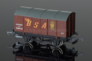 Wrenn B.S.A 11T Gunpowder Van running no. B887002 Model reference W5009