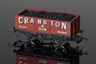 "Wrenn ""CRANSTON"" alternative Plank Wagon with Load Rolling Stock W5048"