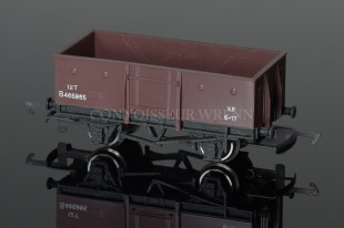 Wrenn BR Brown Steel Wagon alternative 16T Steel Sided without Load W4640