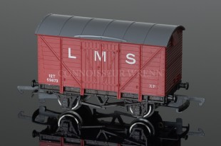 "Wrenn W5030 Ventilated Van ""L.M.S"" 12T Alternative Rolling Stock"