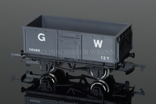 Wrenn Great Western Mineral Wagon alternative 16T Steel Sided without Load Rolling Stock W5029