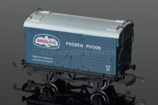 "Wrenn ""BIRDS EYE"" Mica B Refrigerated Van SHORT BOX P4 (Period Four) W5065"
