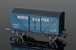 "Wrenn Blue Spot Fish Van ""NORTH SEA FISH E67840"" Yarmouth W5050"