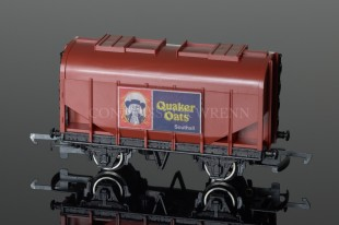 "Wrenn Grain Wagon ""QUAKERS OATS"" (EX-HORNBY DUBLO 1973) W5045"