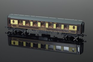 "Wrenn W6001 Brake 2nd Class ""PULLMAN"" Car 73 Passenger Coach"