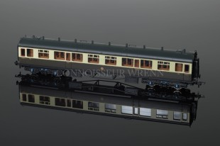 Bachmann Branch-Line Model Railways GWR Collett Composite Shirtbutton Coach 34-126A