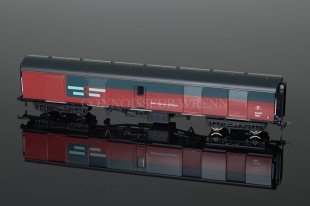 Bachmann Branch-Line Model Railways BR MK1 NFA FULL Brake ROYAL MAIL 39-201B